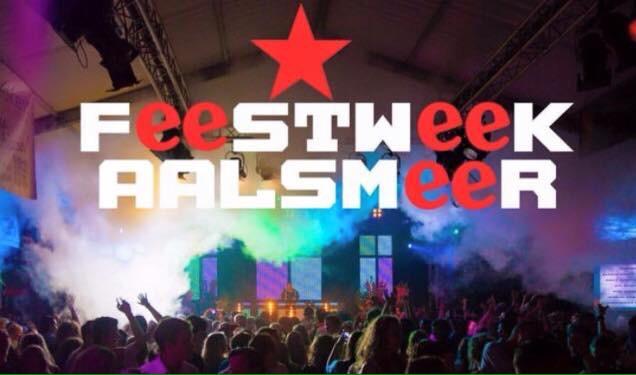 Camerabewaking Feestweek Aalsmeer, gehele terrein en tent voorzien van 16 speeddome camera's en CP ingericht in de tent!