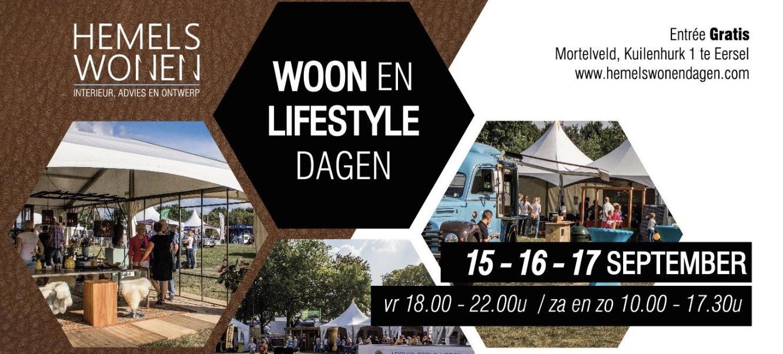 Camerabeveiliging tijdens Hemels Wonen Woon & Lifestyle dagen Eersel!