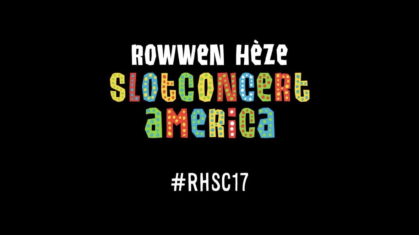 Cameratoezicht tijdens Rowwen Hèze Slotconcert America geleverd aan FeDa Security Solutions!