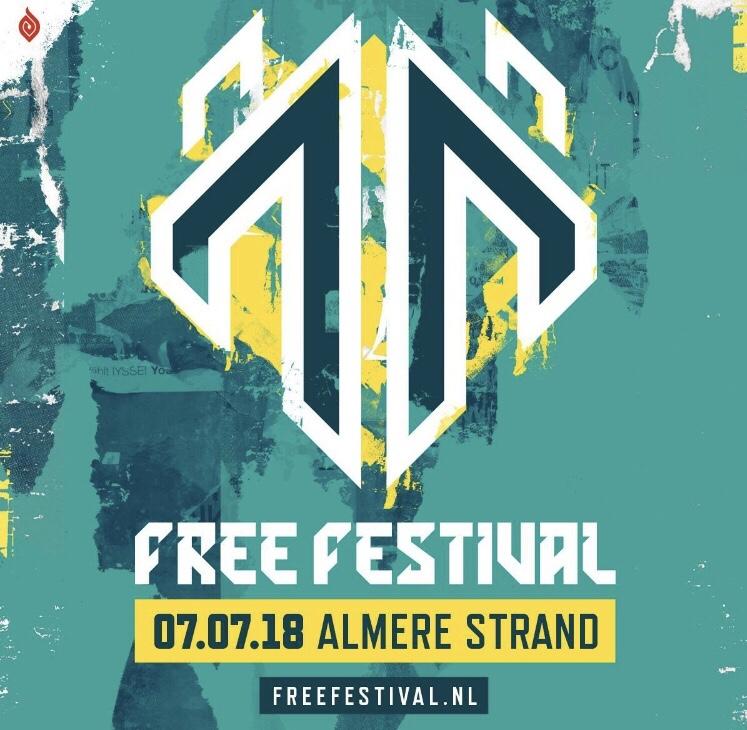Camera toezicht geleverd tijdens Free Festival Almere!
