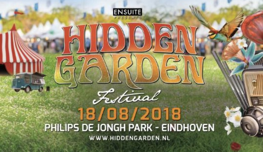 Cameratoezicht tijdens Hidden Garden Festival Eindhoven, geleverd aan FeDa Security Solutions!