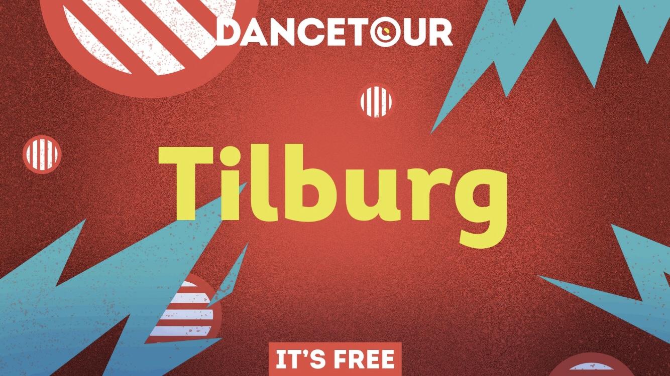 Cameratoezicht tijdens Dancetour Tilburg!