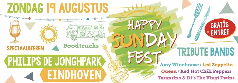Camera toezicht tijdens Happy Sunday Fest Eindhoven, geleverd aan FeDa Security Solutions!