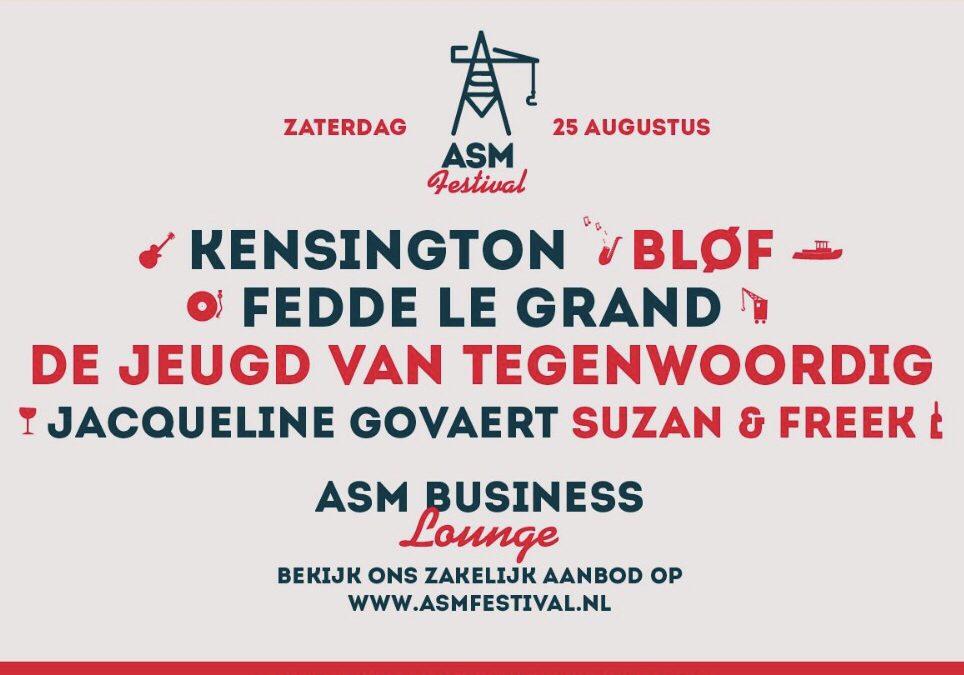 Camerabeveiliging tijdens ASM festival Arnhem!