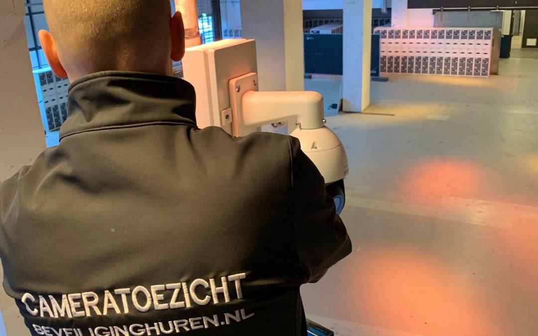Cameratoezicht geleverd tijdens Awakenings in Klokgebouw Eindhoven!