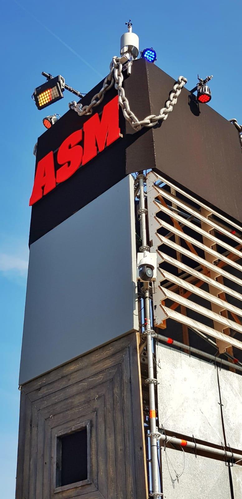Cameratoezicht geleverd tijdens ASM Festival Arnhem! #beveiliging #camerabeveiliging #commandounit #asmfestival