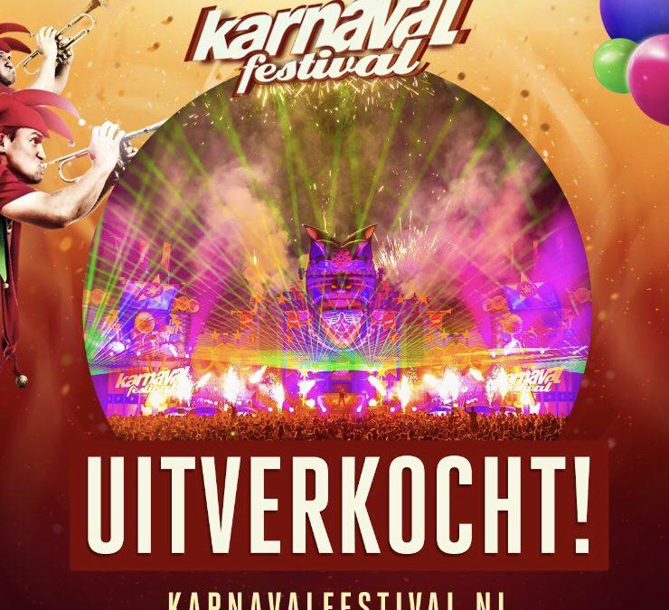 Cameratoezicht geleverd tijdens Karnaval Festival Moergestel!