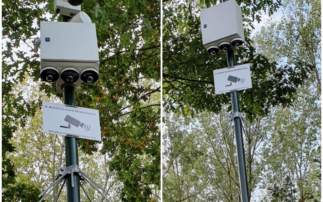 Afgelopen weken hebben we weer enkele camera's mogen plaatsen in OV (openbare verlichting) masten! Dit systeem kan voor vele doeleinden worden ingezet, werkt volledig autonoom en is snel te monteren.Type camera's kunnen afhankelijk van het doel worden gekozen.Te denken aan:4K camera'sthermische camera'sPTZ camera'sLPR (kenteken registratie)slimme detectiemeldkamer koppelingbezoekerstellingverkeerstellingonbeperkt 4G data voor live streamingOok interesse? Neem vrijblijvend contact op!beveiliging #toezicht #handhaving #openbareorde #gemeente #cameratoezicht #observatie